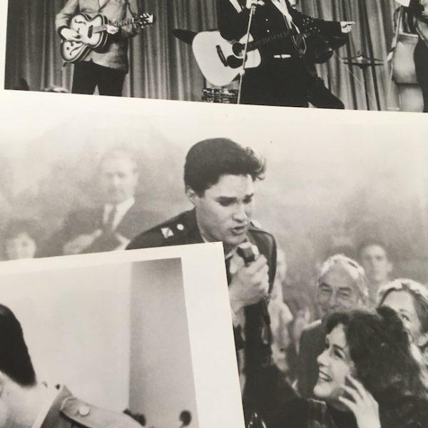 Elvis The Movie Production Publicity Photo Stills