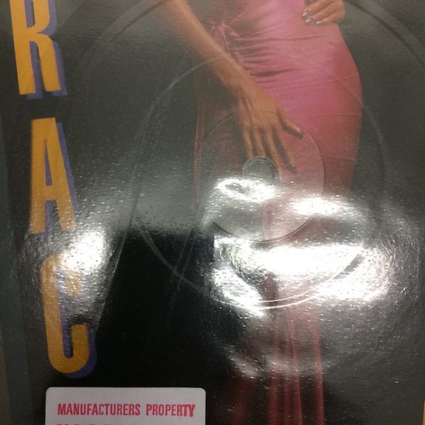 Grace Jones unplayed party girl picture disc