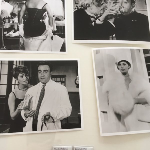 The Millionairess 1960 Film Production Photos and Transparencies