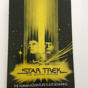 Star Trek The Motion Picture 1979 Press Folder