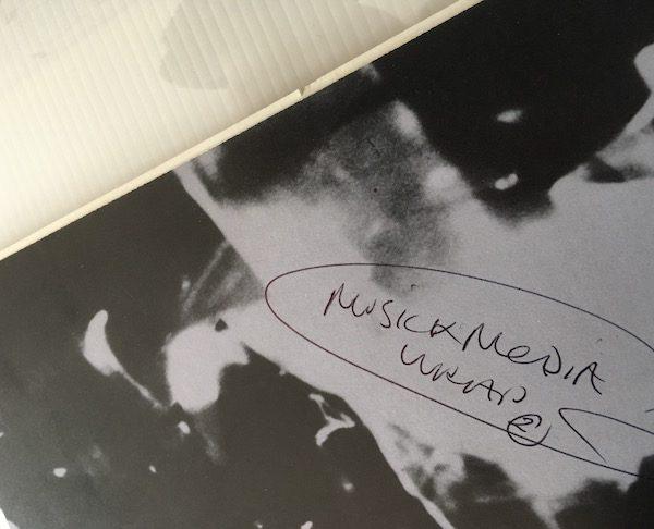 Richard Marx Rare Original Production Artwork for Album Promotion
