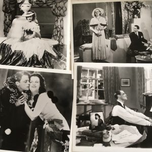 Gracie Fields 14 Assorted Movie Stills