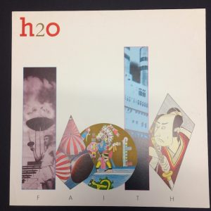 H2O Album Artwork Proof for Faith