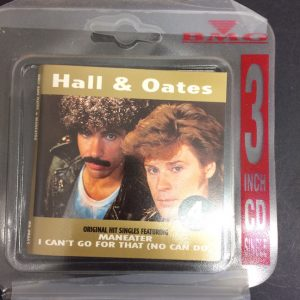 Hall & Oates Maneater 3 Inch CD