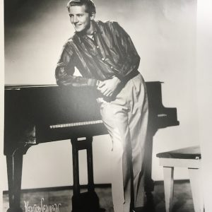 Jerry Lee Lewis Original Production Photograph used for Album Artwork The collection