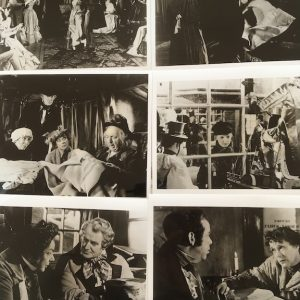 Scrooge 12 Production Stills from the 1951 Film