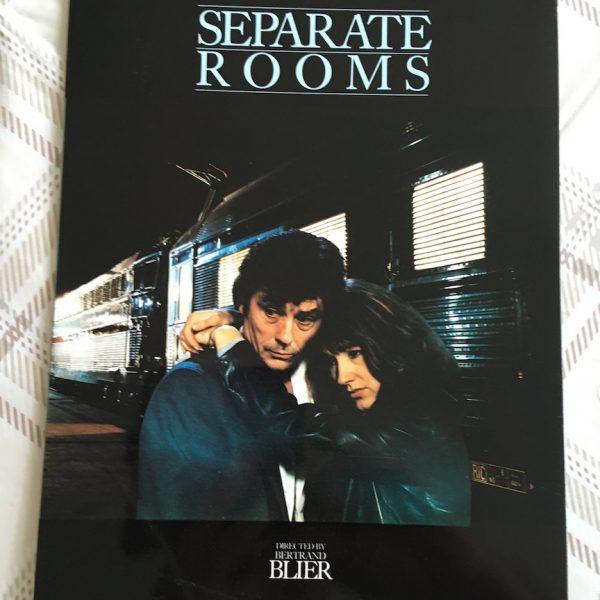 Separate Rooms Notre Histoire Film Press Brochure