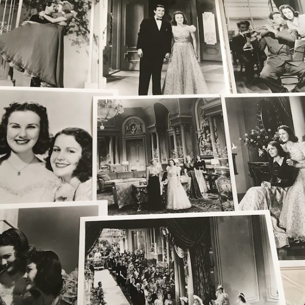 Deanna Durbin Three Smart Girls Grow Up 14 Movie Stills