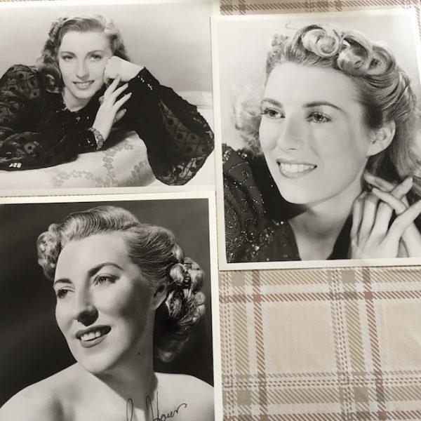 Vera Lynn 3 Publicity Photographs