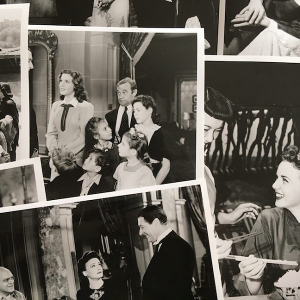 Deanna Durbin Lady on a Train 13 Stills