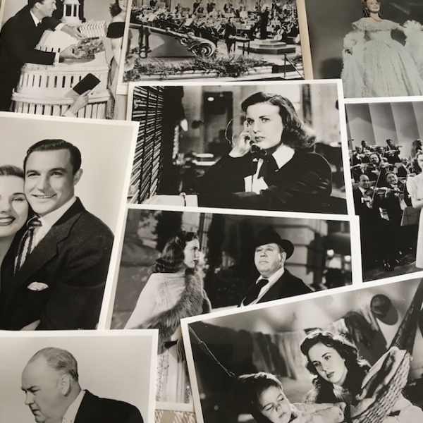 Deanna Durbin Assorted Film Stills