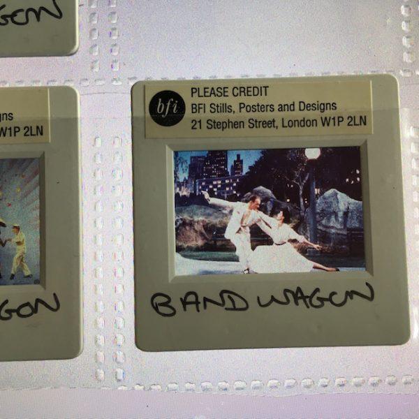 Band Wagon Movie Stills and TransparenciesBand Wagon Movie Stills and TransparenciesBand Wagon Movie Stills and TransparenciesBand Wagon Movie Stills and Transparencies