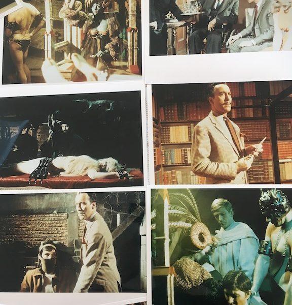 Curse of The Crimson Altar 24 Professional stills from 1968 film