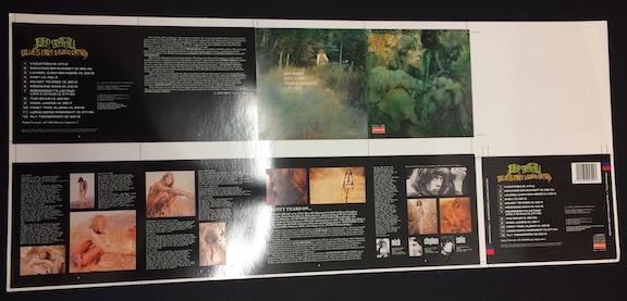 John Mayall Blues from Laurel Canyon Original rare cromalin proof album artwork