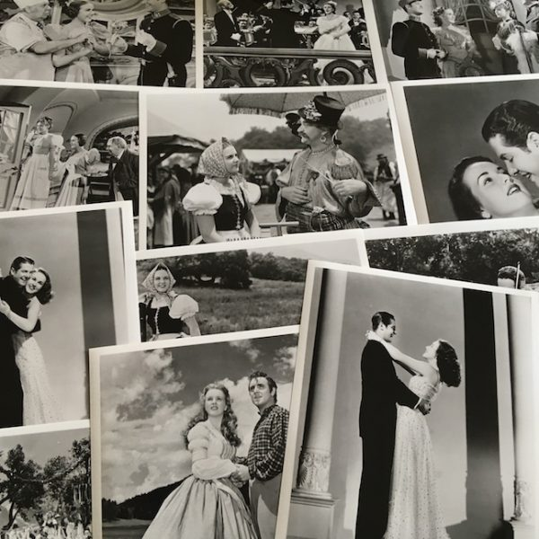 Deanna Durbin Spring Parade 12 Movie Stills