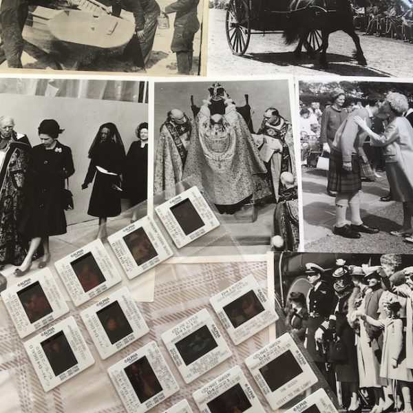 The Queen A Royal Collection of Photographs and Transparencies