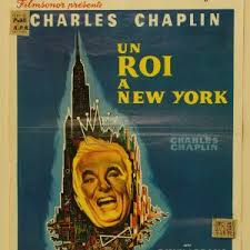 Un roi à New York (A King in New York) Poster 1957
