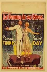 La Femme De Ses Reves ( I'll see you in my dreams ) 1951 Poster