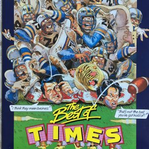 The Best of Times Film 1986 Press Folder