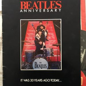 Beatles Anniversary 1982 Magazine