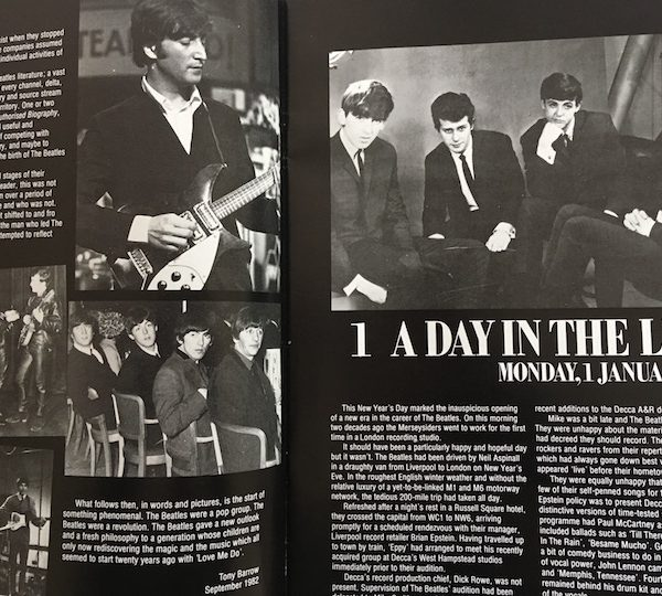 Beatles P.S. We Love You Magazine