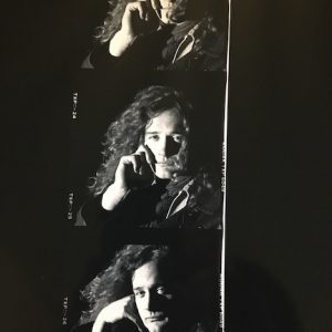 Little Angels rare Contact Sheet for Spitfire Album cover shoot AE19.12.90K