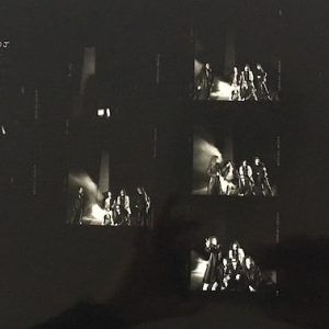 Little Angels rare Contact Sheet for Spitfire Album cover shoot AE19.12.90J