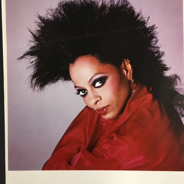 Diana Ross Swept away original album artwork