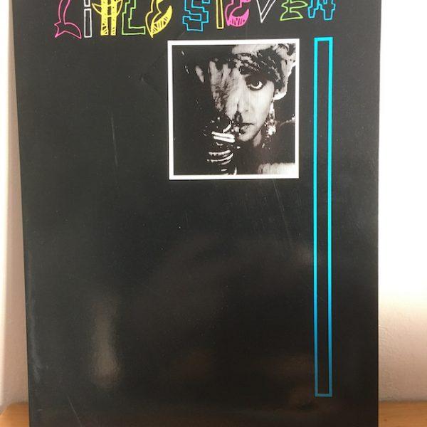 Little Steven Revolution Press Folder