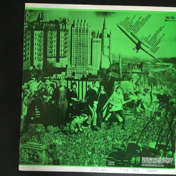 Splodgenessabounds original proof album artwork green5